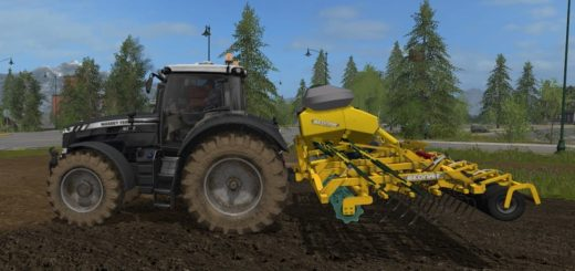 Мод сеялка Bednar ProSeed 3 Farming Simulator 17