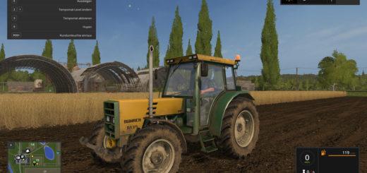 Мод трактор Buehrer 6135 v 1.0 Farming Simulator 2017