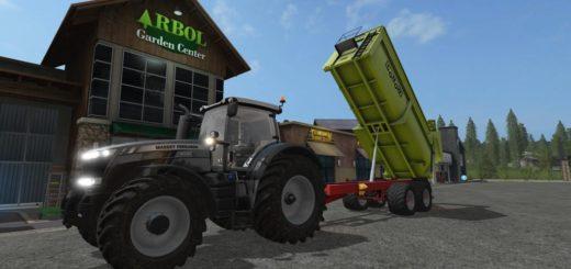 Мод прицеп CONOW TMK 22/7000 V1.0 Farming Simulator 17