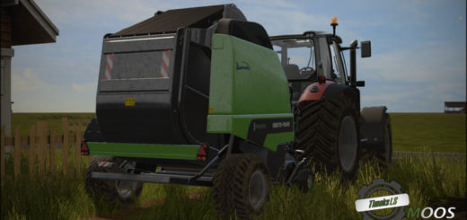 Мод тюкопресс Deutz Varimaster v 3.0 Farming Simulator 2017