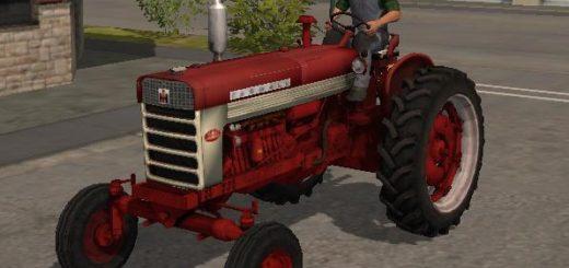 Мод трактор FARMALL 560 V1 Farming Simulator 17