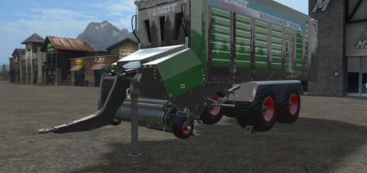 Мод прицеп Fendt Varioliner 2440 Farming Simulator 2017