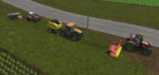 Мод cкрипт Follow Me v 1.1.0.35 Farming Simulator 2017