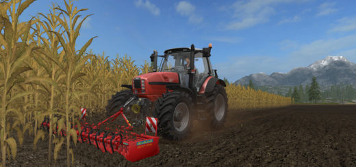Мод Front cultivator v 1.0.0.0 Farming Simulator 2017