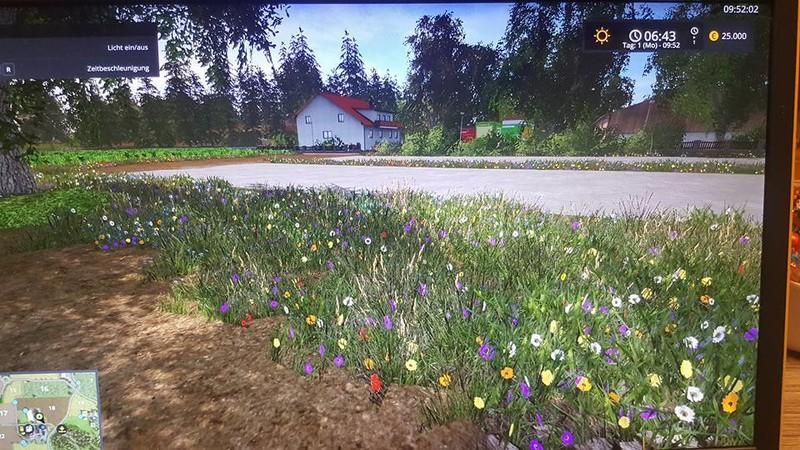 Текстуры Grass texture v 2.0 Farming Simulator 2017