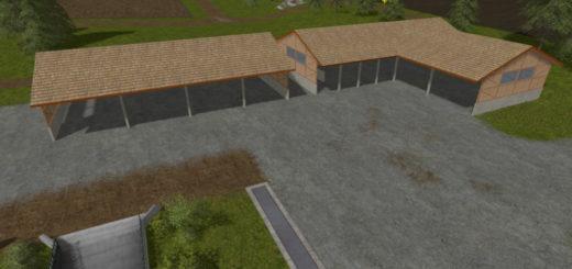 Мод Hall Packet v 1.0 Farming Simulator 17