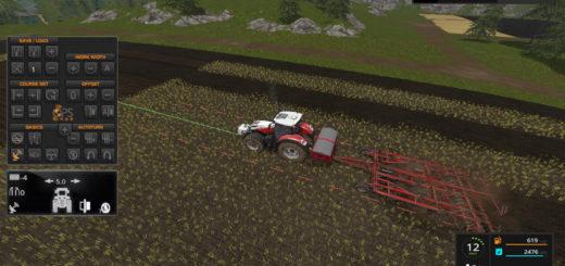 Мод Horsch Panther HT 2800 v 1.1.0.0 Farming Simulator 2017