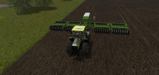 Мод сеялка Horsch Pronto 15m v 1.1 Farming Simulator 17