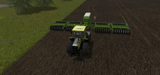 Мод сеялка Horsch Pronto 15m v 1.0 Farming Simulator 2017
