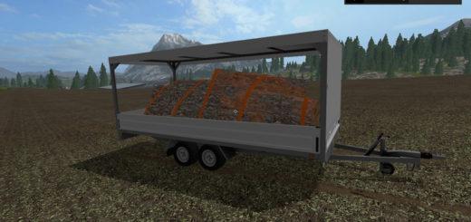 Мод Humbaur v 1.1 Farming Simulator 2017