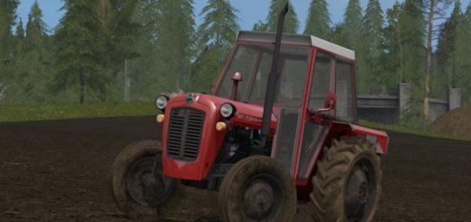 Мод трактор IMT 539 DELUXE Farming Simulator 2017
