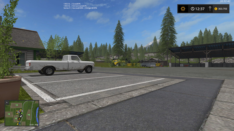 Мод скрипт Inspect v 1.1 Farming Simulator 17