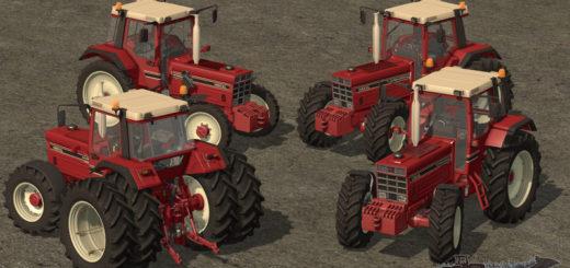 Мод трактора International 1255/1455 V2 V 2.0 Farming Simulator 17
