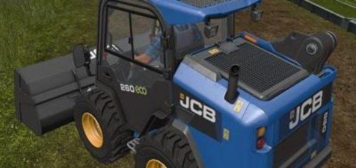 Мод JCB Skidsteer Pack v 1.0 Farming Simulator 2017