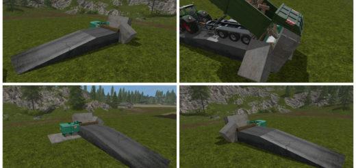 Мод Jenz HE 700 StA Weasel Edition v 1.0.0.1 Farming Simulator 17