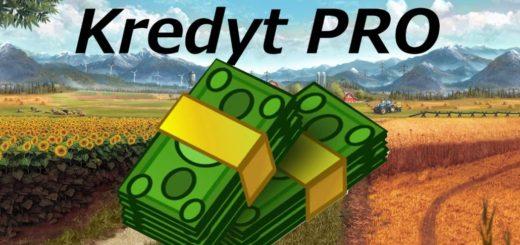 Мод скрипт Kredyt pro v 1.0 Farming Simulator 17