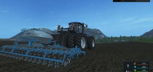 Мод культиватор Kinze ProSeedEK v 1.0 Farming Simulator 2017