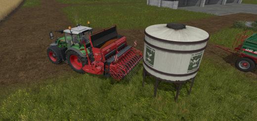 Мод Kuhn Sitera 3000 v 1.1.0.2 Farming Simulator 2017