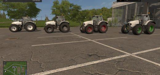 Мод трактор Lamborgini Mach VRT Tuning v 1.1 Farming Simulator 17