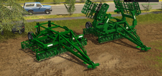 Мод Laumetris Germinator Pack v 1.0 Farming Simulator 17