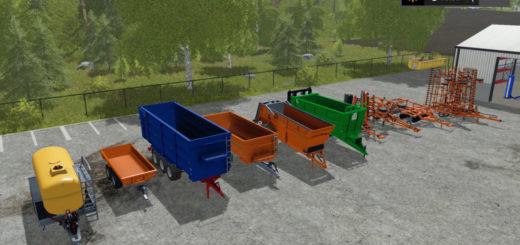 Мод Laumetris special pack V 1 Farming Simulator 17