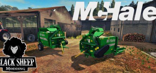 Мод McHale C360 & C460 v 1.0 Farming Simulator 17