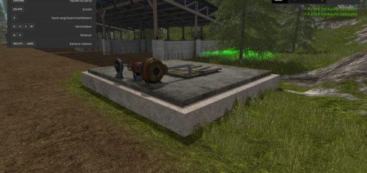 Мод Slurry Refill Tank v 1.0 Farming Simulator 17