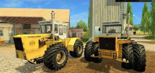 Мод Raba Steiger 250 v 1.0 Farming Simulator 2017