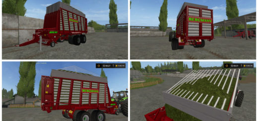Мод прицеп Repex 34S v 1.0 Farming Simulator 2017