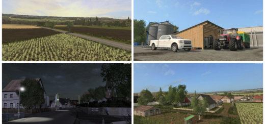 Мод карта Stappenbach v 2.0 Farming Simulator 17