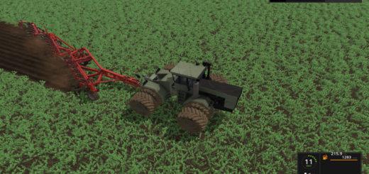 Мод Saleford 8312 Plus v 1.1 Farming Simulator 2017