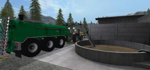 Мод прицеп Samson PgII27 V 1.0 Farming Simulator 2017