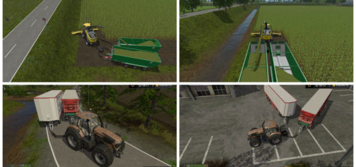 Мод The thing v 0.17.1 Farming Simulator 2017