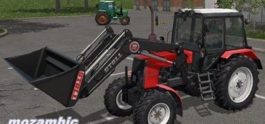 Мод трактор МТЗ 1025 Kun v 1.0 Фарминг Симулятор 2017