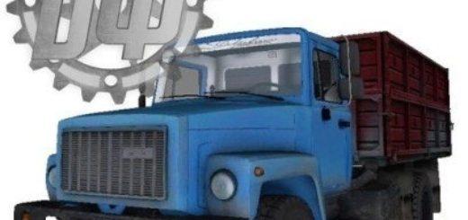 Мод ГАЗ 3307 Фермер Симулятор 2017