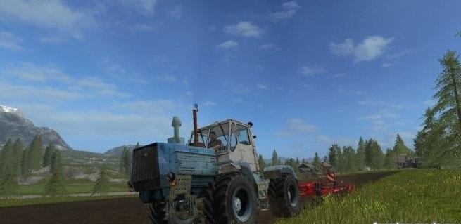 Мод ХТЗ Т-150К Фермер Симулятор 2017