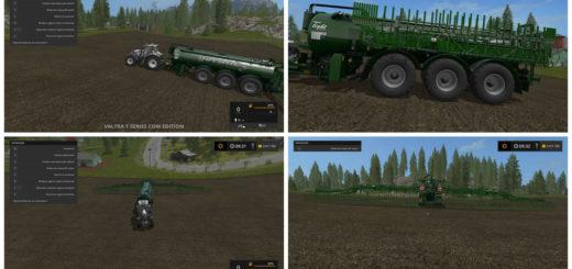 Мод Kotte GARANT Farming Simulator 2017