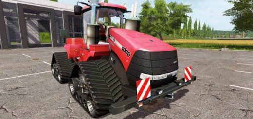 Мод трактор Case IH Quadtrac 540 Farming Simulator 2017