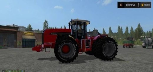 Мод трактор Versatile 535 v 1.0 Farming Simulator 17