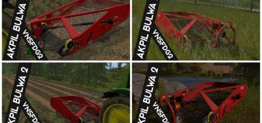 Мод Akpil bulwa 2 v 1.0 Farming Simulator 2017