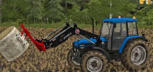 Мод Altec Bale Fork v 1.1 Farming Simulator 17