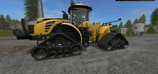 Мод трактор Challenger MT900trac v 1.1 Farming Simulator 2017