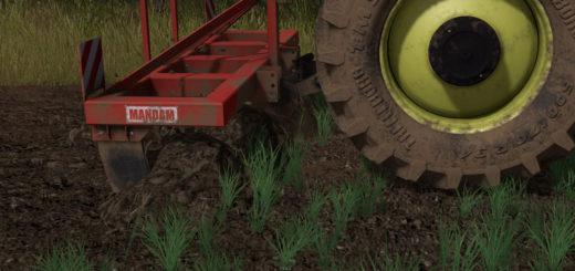 Мод плуг Eurojabelmann EJT 5-3000 v 1.0 Farming Simulator 2017