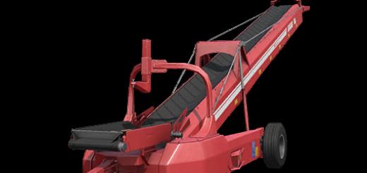 Мод Forderband Grimme AL8022 Quantum Autoload v 1.0.0.6 Farming Simulator 2017