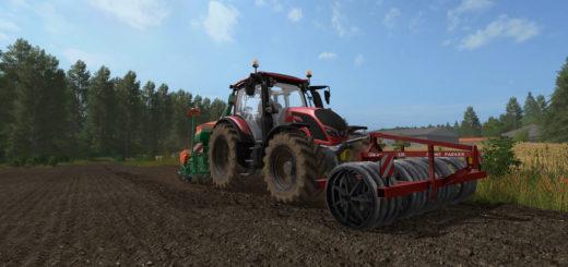 Мод HE-VA 300 Front Pakker v 1.0.0.0 Farming Simulator 2017