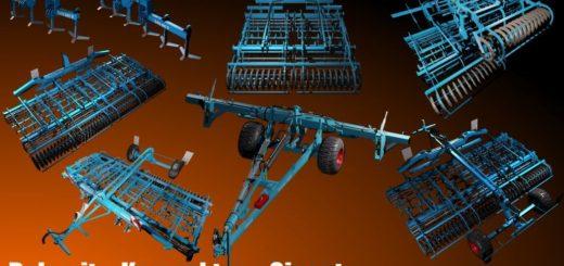 Мод ITS-Lemken-series v 3.1 Farming Simulator 17