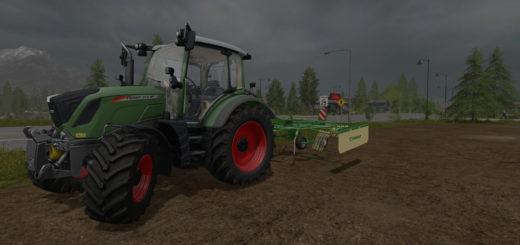 Мод Krone Swadro 35 V 1.0 Beta Farming Simulator 2017