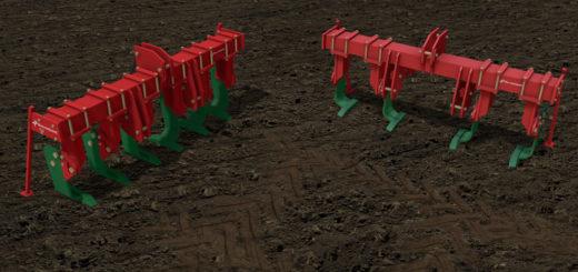 Мод культиваторы Kverneland Cli 430/630 v 1.1 Farming Simulator 17