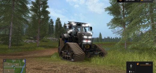 Мод трактор Mountaingoat Prototype II Types D-F v 0.9.8.2 Farming Simulator 2017