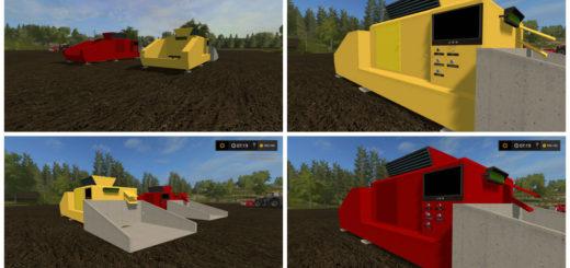 Мод Product Maschines v 1.0 Farming Simulator 2017
